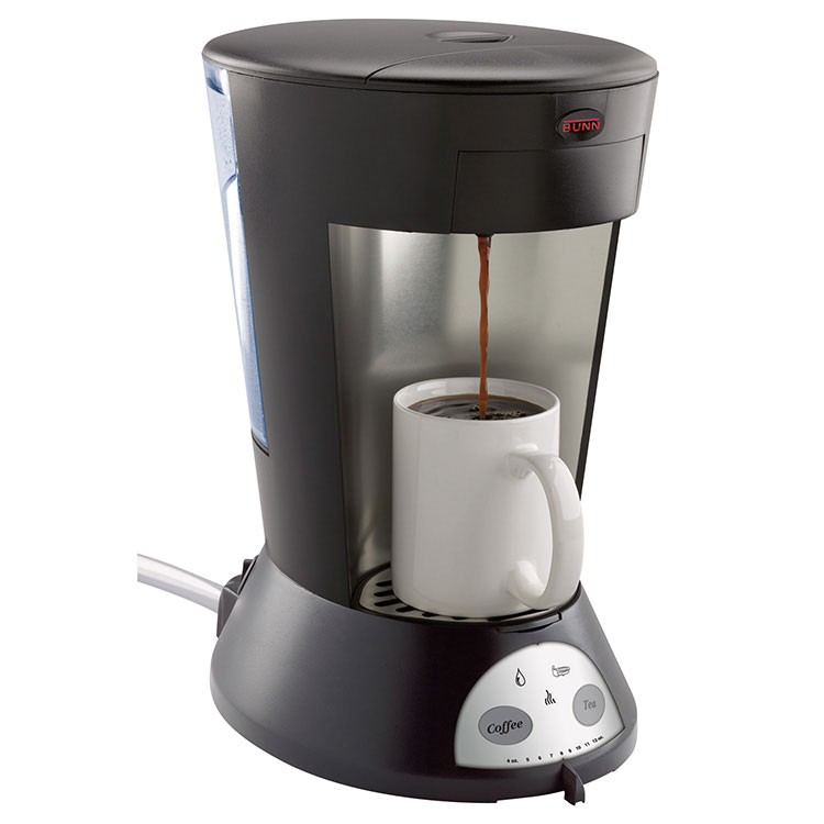 BUNN 35400.0009 coffee brewer, for single cup