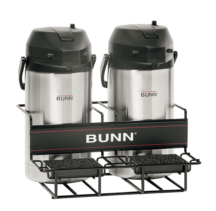 BUNN 35728.0001 airpot serving rack