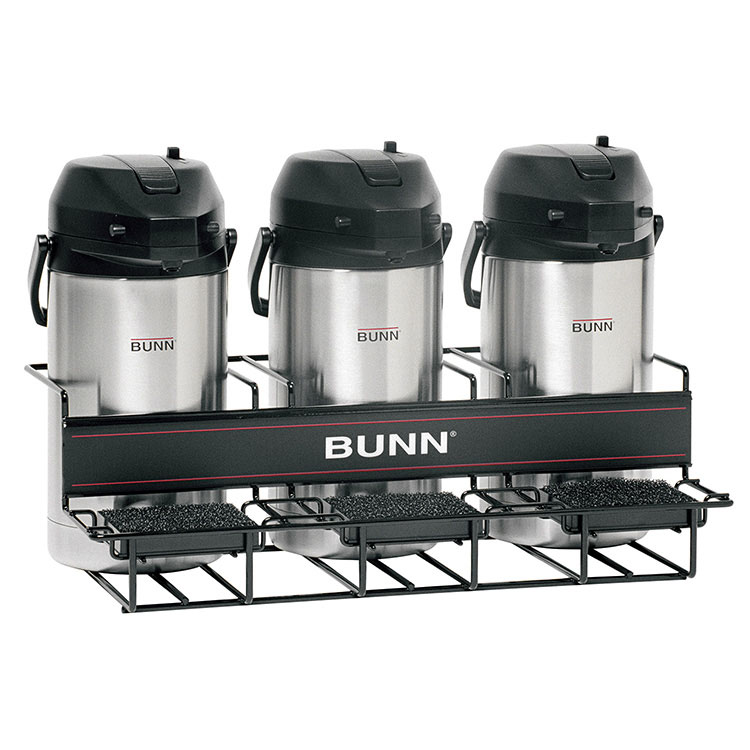 BUNN 35728.0002 airpot serving rack