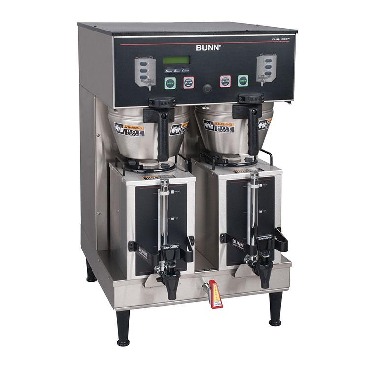 BUNN 35900.0010 coffee brewer for satellites