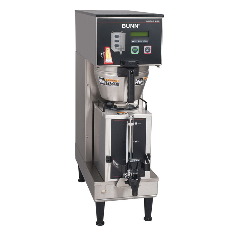 BUNN 36100.0010 coffee brewer for satellites
