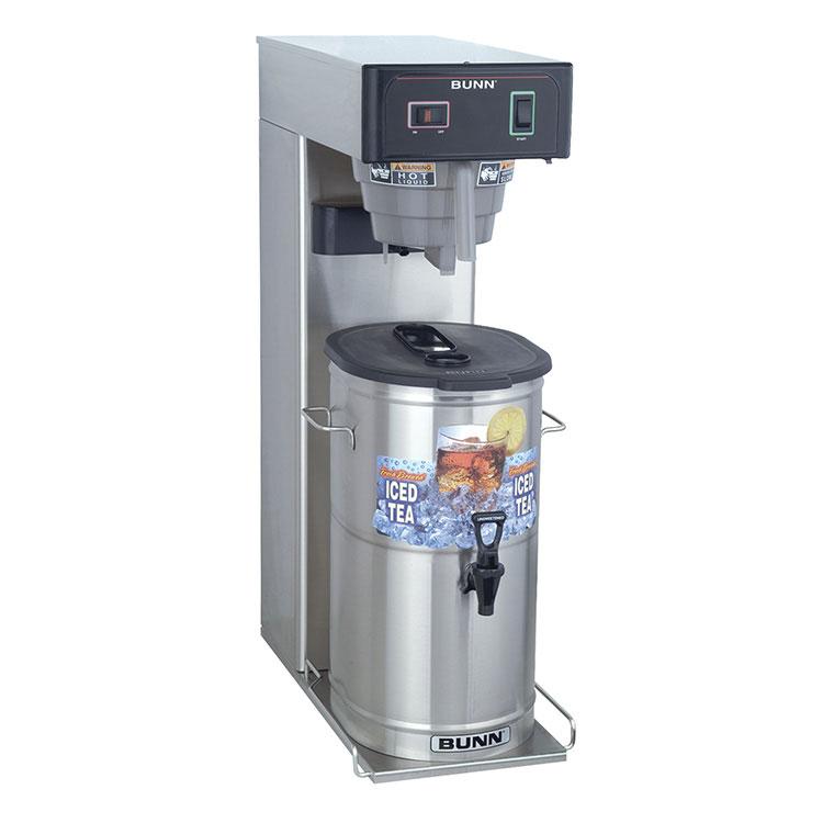 BUNN 36700.0009 tea brewer, iced