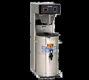 BUNN 36700.0055 tea brewer, iced