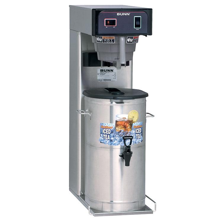 BUNN 36700.0059 tea brewer, iced