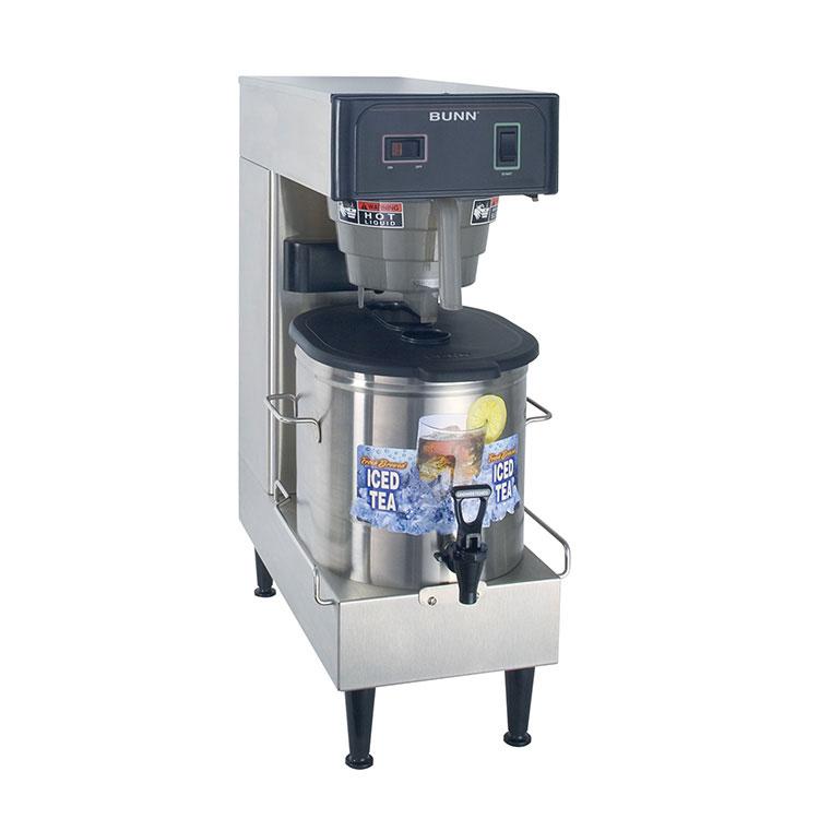 BUNN 36700.0100 tea brewer, iced