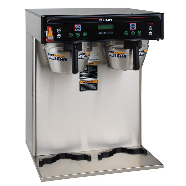 BUNN 37600.0002 coffee brewer for airpot