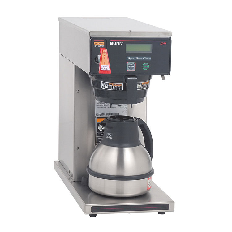 BUNN 38700.0011 coffee brewer for thermal server