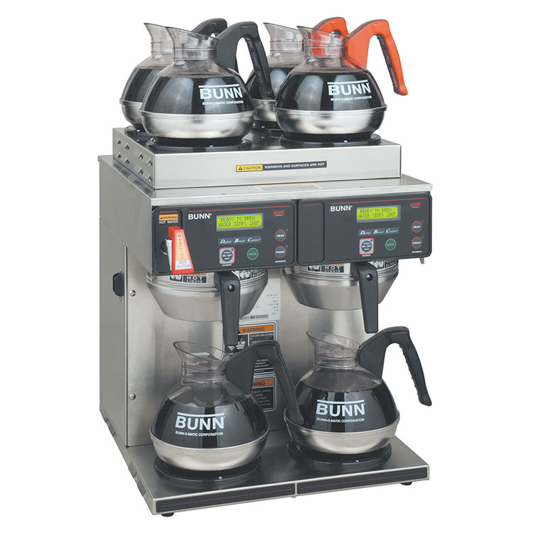 BUNN 38700.0014 coffee brewer for decanters