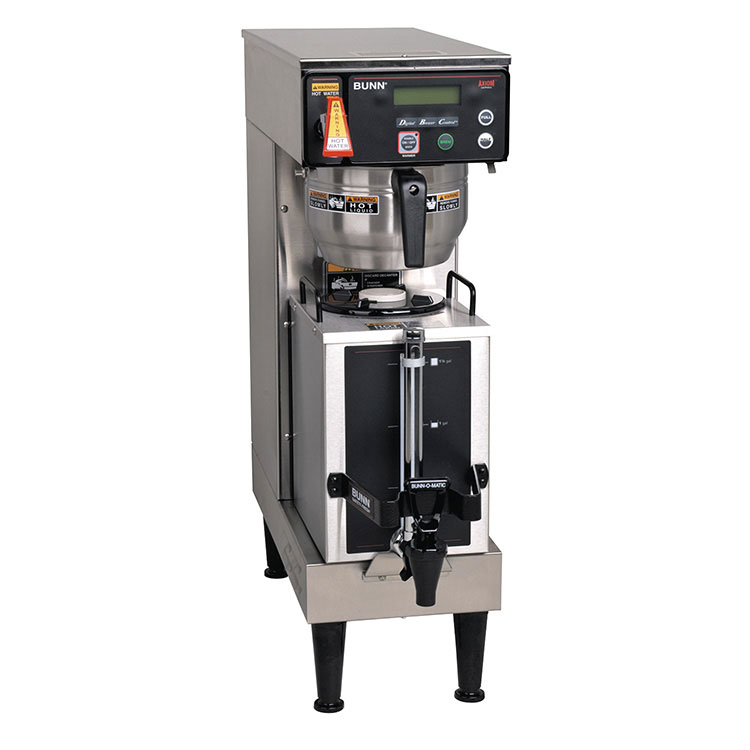 BUNN 38700.0043 coffee brewer for satellites