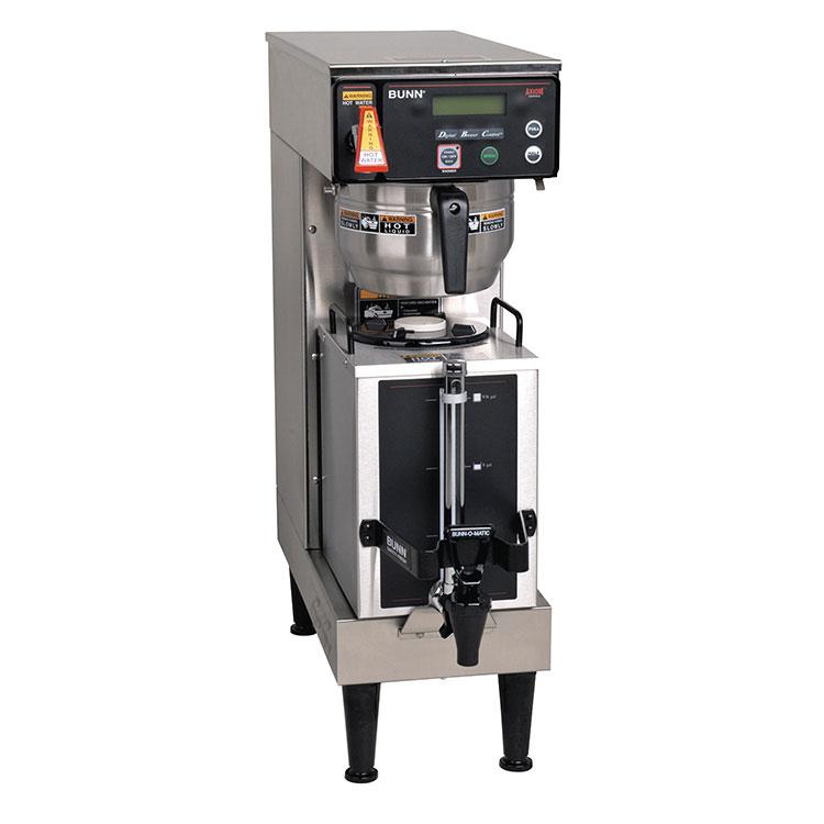 BUNN 38700.0045 coffee brewer for satellites