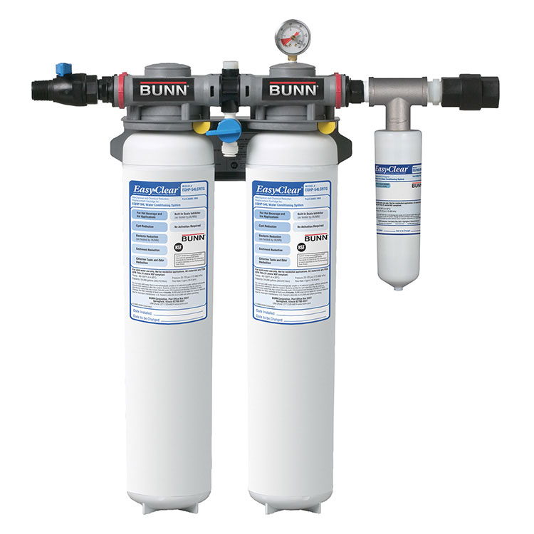 BUNN 39000.0013 water filtration system, for multiple applications