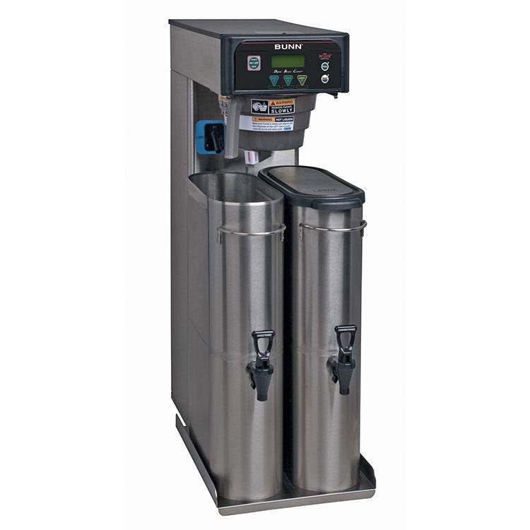 BUNN 41400.0002 tea brewer, iced