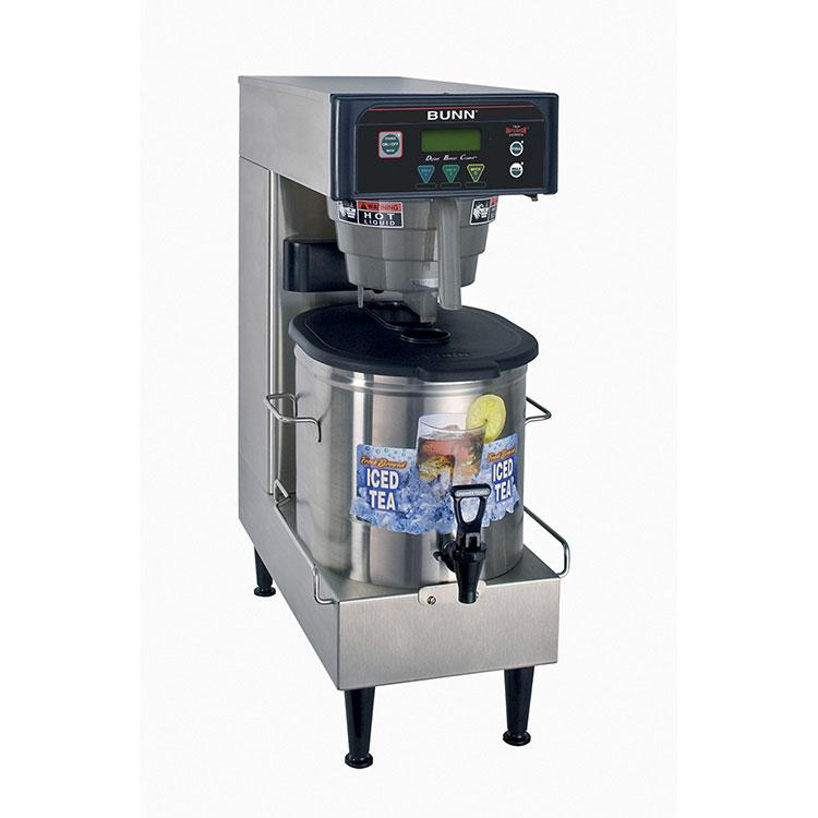 BUNN 41400.0004 tea brewer, iced