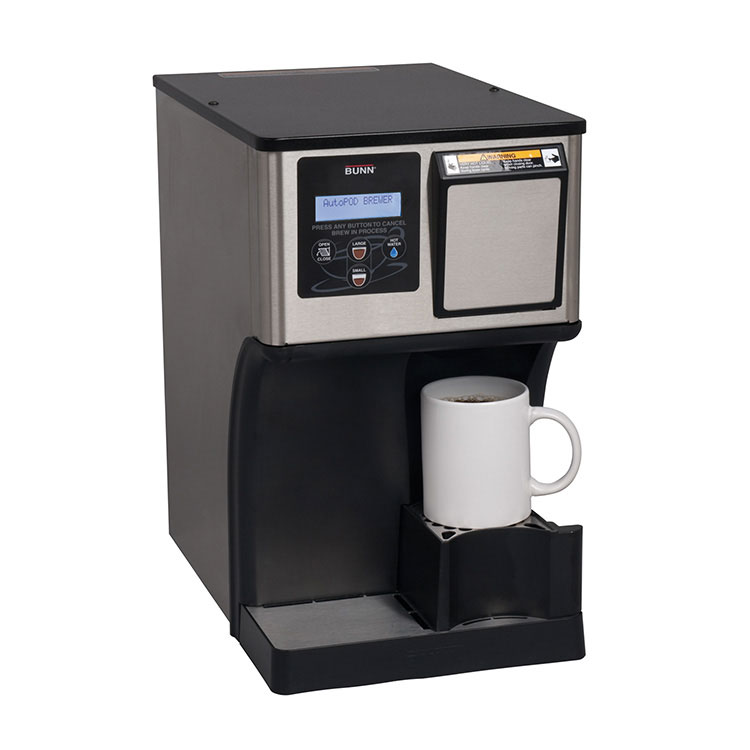 BUNN 42300.0000 coffee brewer, for single cup