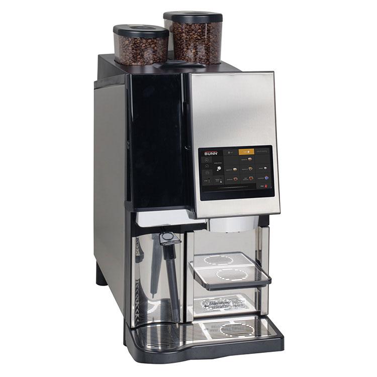 BUNN 43400.0000 espresso cappuccino machine