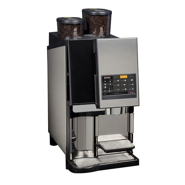BUNN 43400.0500 espresso cappuccino machine