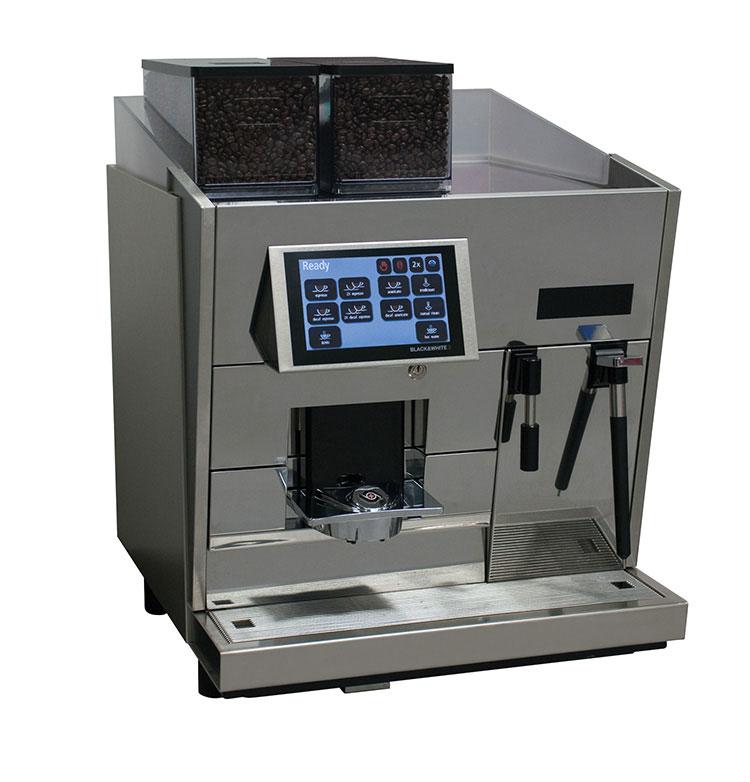 BUNN 43500.0000 espresso cappuccino machine