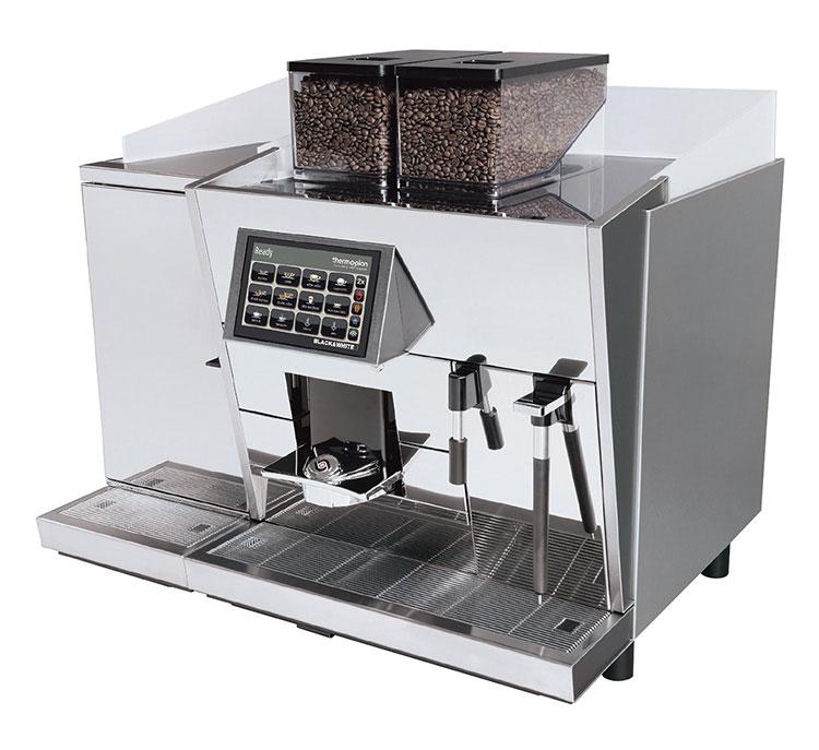 BUNN 43500.0003 espresso cappuccino machine