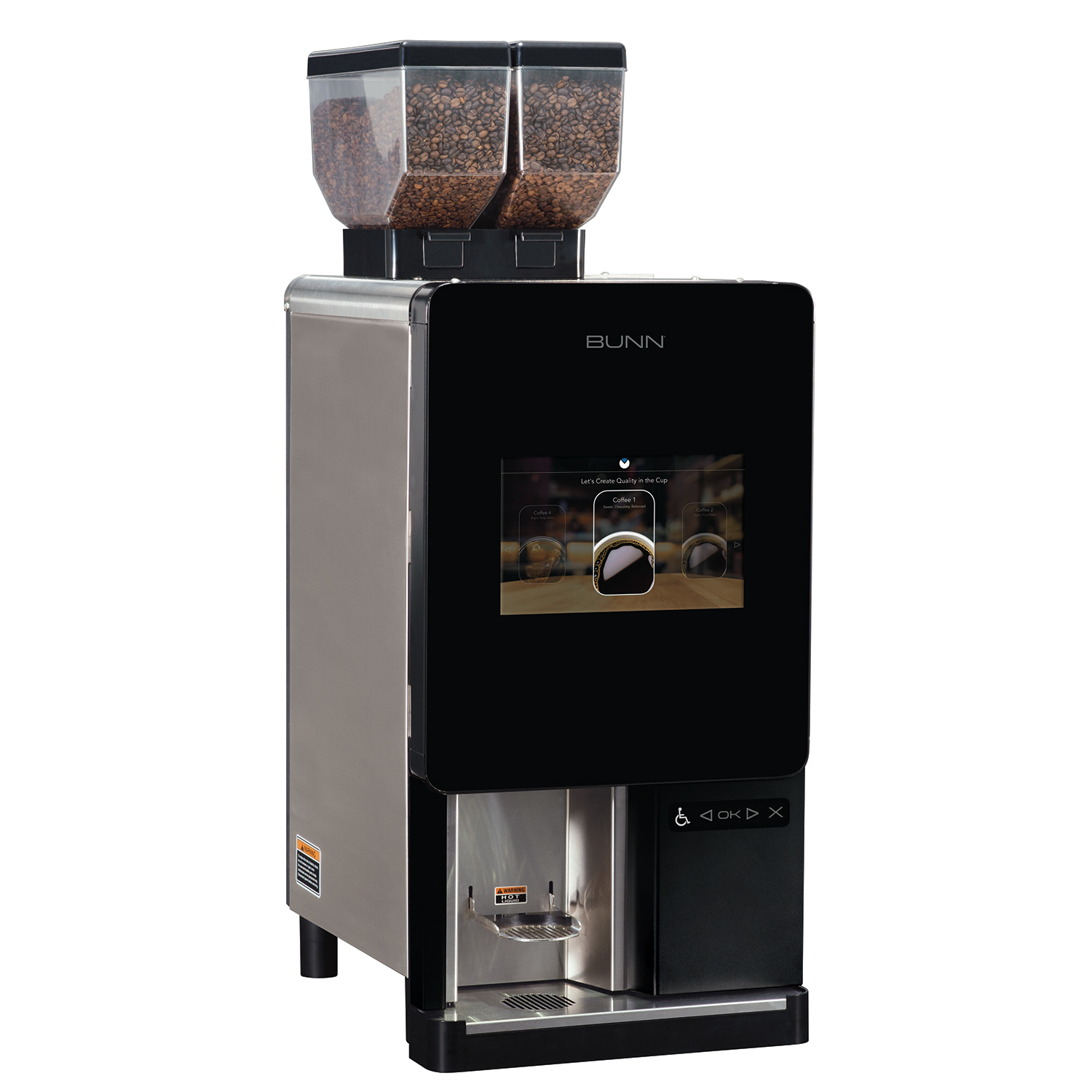 BUNN 44400.0104 coffee brewer, for single cup