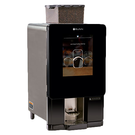 BUNN 44400.0200 coffee brewer, for single cup