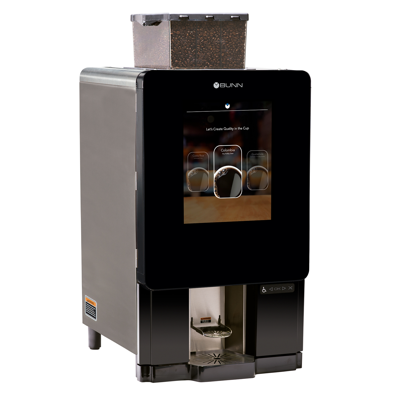 BUNN 44400.0201 coffee brewer, for single cup