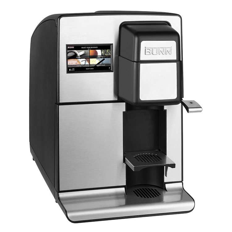 BUNN 44500.0000 coffee brewer, for single cup