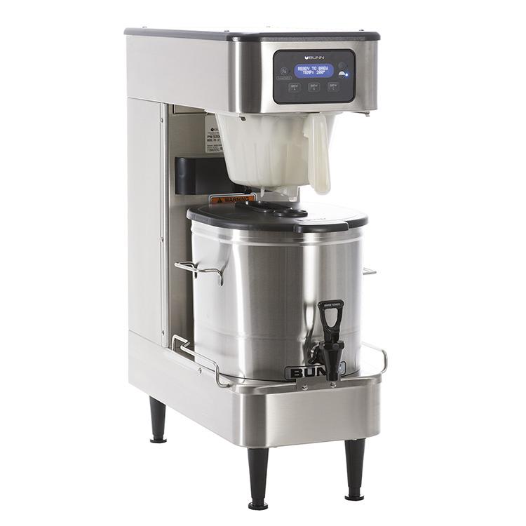 BUNN 52000.0101 tea brewer, iced
