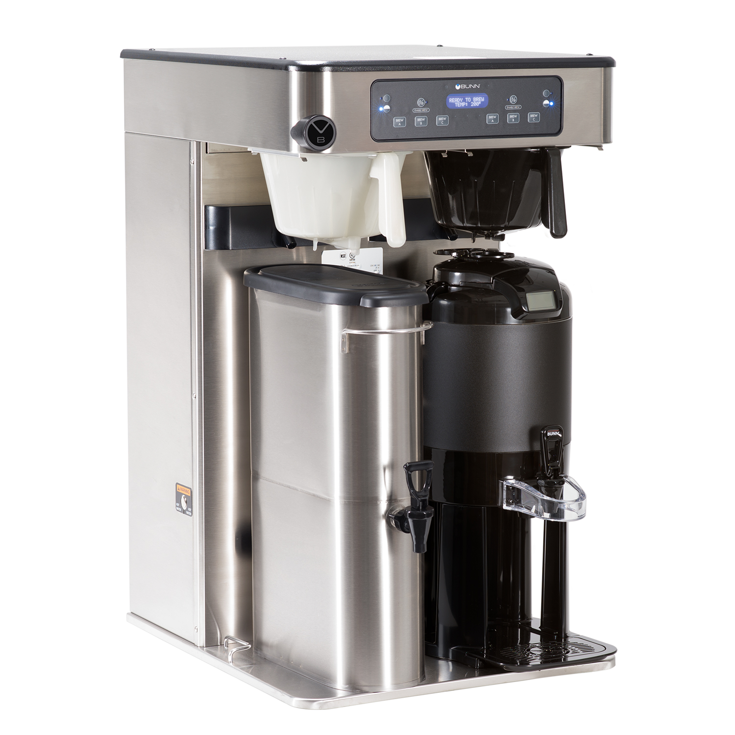 BUNN 52400.0100 coffee tea brewer