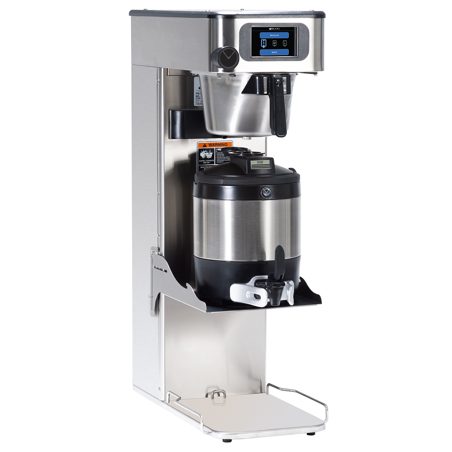 BUNN 52500.0100 coffee tea brewer