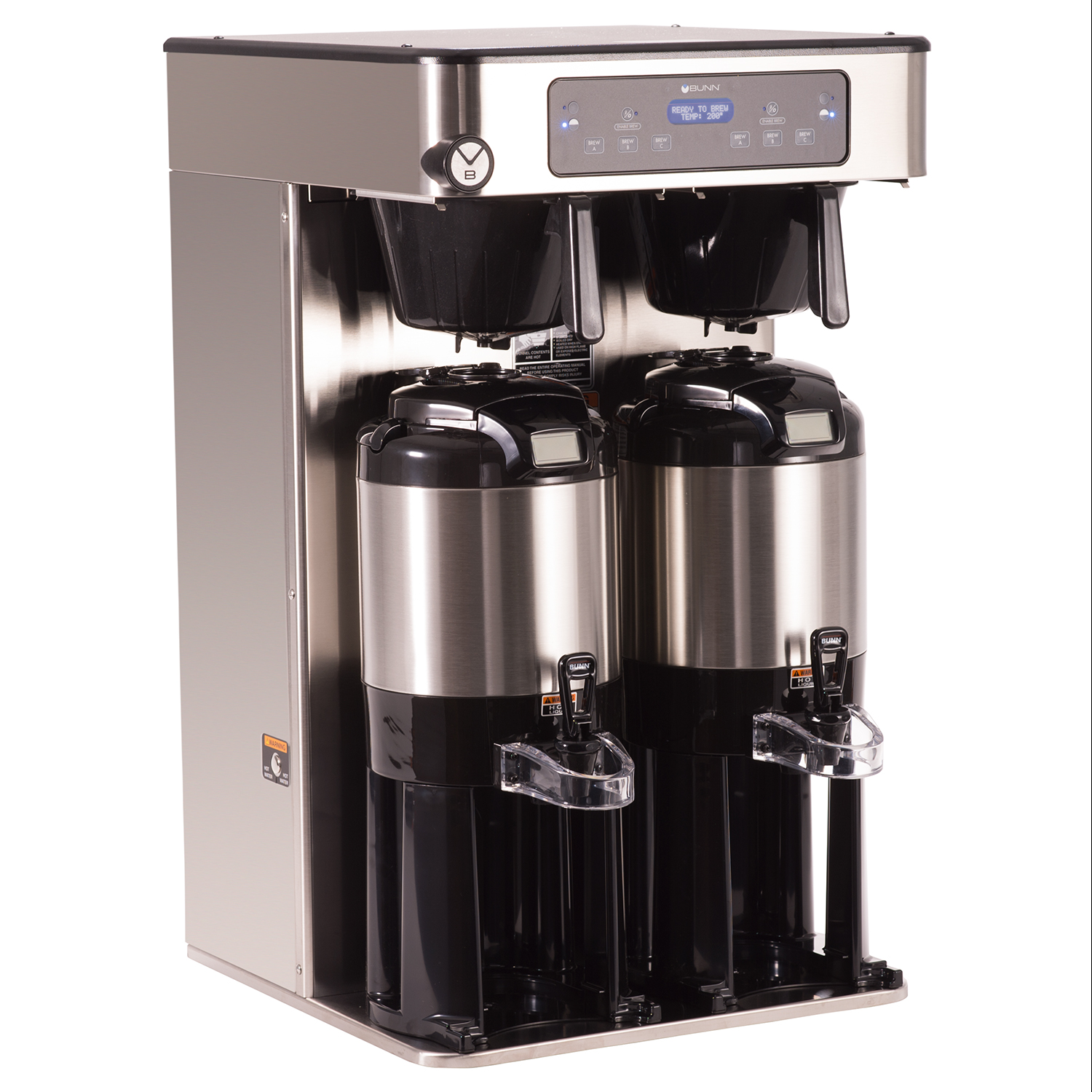 BUNN 53200.0101 coffee brewer for thermal server
