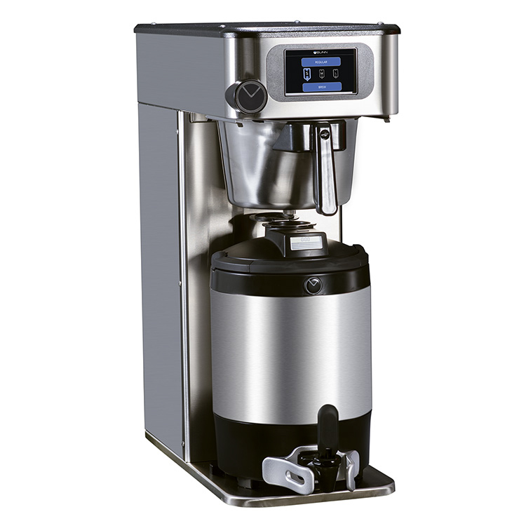 BUNN 53300.0100 coffee brewer for thermal server