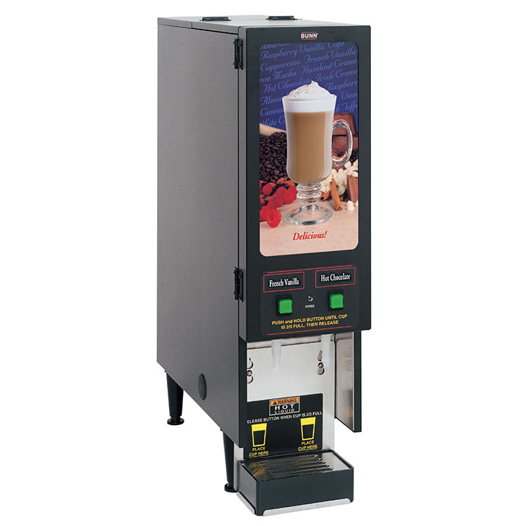 BUNN SET00.0200 beverage dispenser, electric (hot)