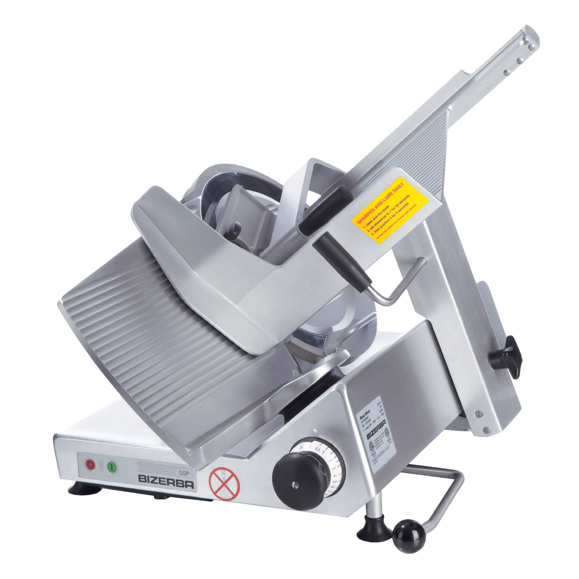 GSP H STD-90 Bizerba food slicer, electric