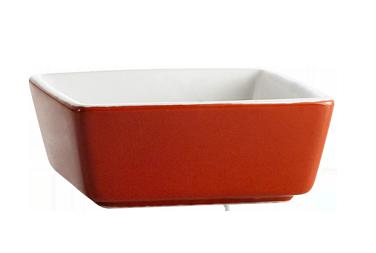 CAC China F-BW4-R/W china, bowl,  0 - 8 oz