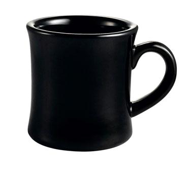 CAC China HAR-75-BLK mug, china