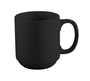 CAC China PRM-12-BLK mug, china