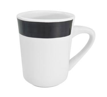 CAC China R-17-BLK mug, china