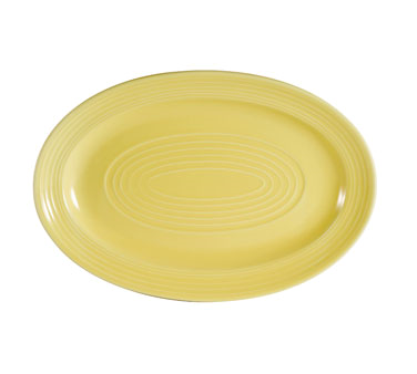 CAC China TG-14-SFL platter, china