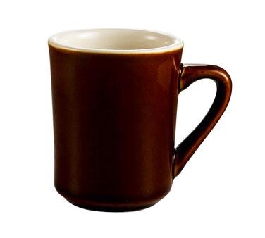 CAC China TM-8-BWN mug, china