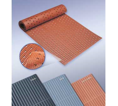Cactus Mat 1631R-4 floor mat, general purpose
