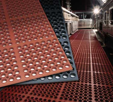 Cactus Mat 2520-C1 floor mat, anti-fatigue