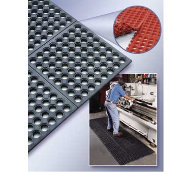 Cactus Mat 2523-R35 floor mat, anti-fatigue