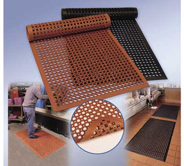 Cactus Mat 2530-R15 floor mat, anti-fatigue