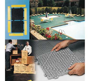 Cactus Mat 2557STD-COLOR floor mat, general purpose