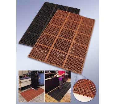Cactus Mat 3525-R1 floor mat, anti-fatigue