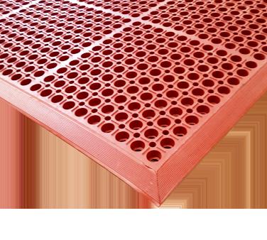 Cactus Mat 4420-RCWB floor mat, anti-fatigue