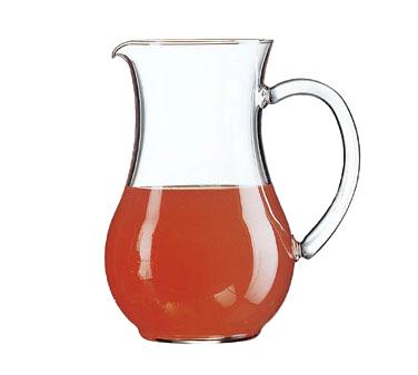 Cardinal 55239 pitcher, glass