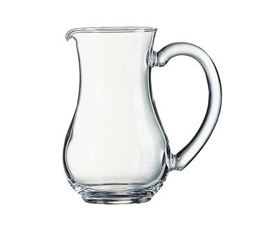 Cardinal C0216 pitcher, glass