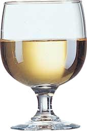 Cardinal E3559 glass, goblet