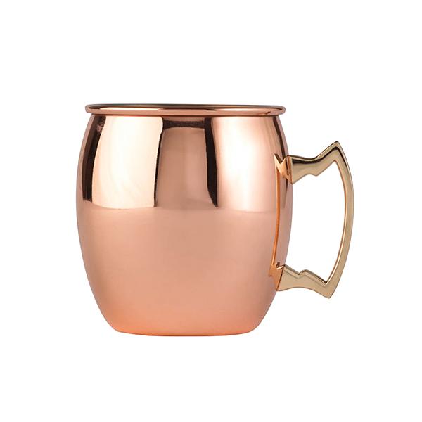 Cardinal FK364 mug, metal